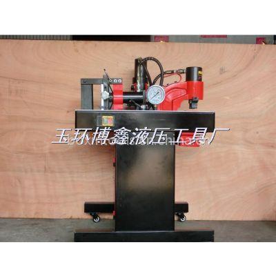 供应博鑫母线加工机,DHY-200三合一母线加工机,母排加工机 - 玉环上正