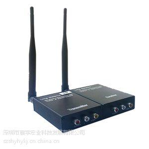 供应2.4G无线影音传输器 无线图像传输系统 微波传输设备 无线视频监