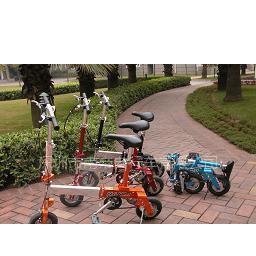 供应舒适好骑的小轮折叠自行车