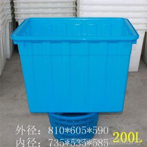 供应金华全新料200L塑料箱,金华防潮防蛀储物整理箱,金华塑料箱尺寸