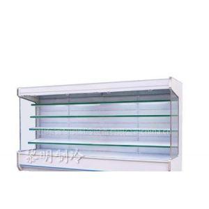供应风幕柜,超市展示柜,冷冻冷藏柜