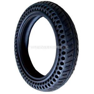 供应耐动免充气电动车轮胎 10x3.0