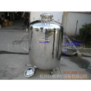 供应【浙江杭州日康生产厂家提供】不锈钢水箱加工 材质纯正  加厚型