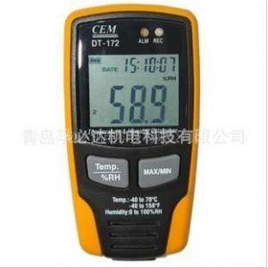 供应CEM DT-172 华盛昌温湿度记录仪