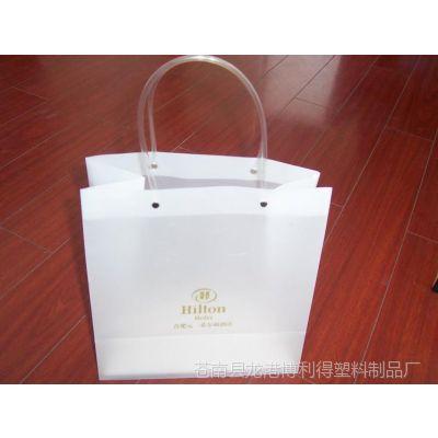 厂家供应环保PP材料手提袋 服装礼品袋