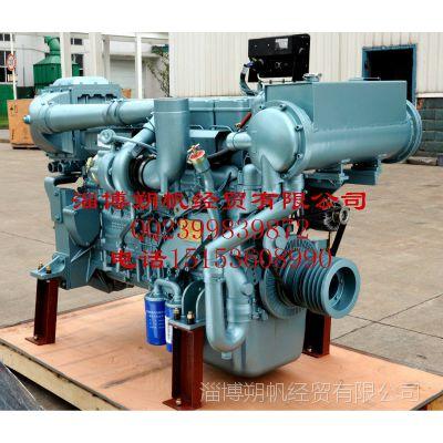 中国重汽杭发D12系列450马力船用主机柴油机