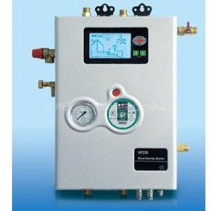 供应太阳能工程控制柜双管路