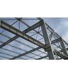 深圳钢结构工程安装,网架、钢架、阁楼、楼梯制作