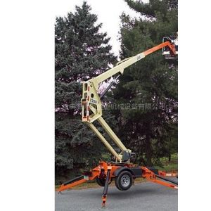 供应进口JLG可拖曳曲臂式升降平台