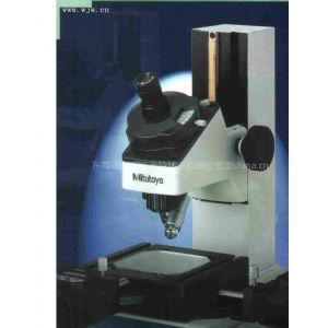 供应日本三丰mitutoyo工具显微镜TM-505