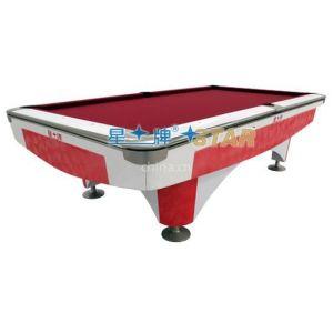 供应星牌台球桌星迪台球桌尊爵台球桌飞利台球杆
