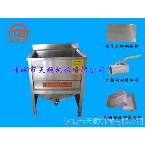 供应供手动出料电炸锅/油水分离油炸机-天顺品质有保障
