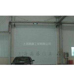 上海 高藤门业 供应欧式工业保温卷帘门 坚固耐用