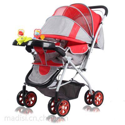 婴儿推车双向避震宝宝婴儿手推车童车折叠轻便厂家直销童霸