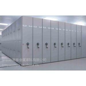 供应深圳宝安档案密集柜厂家|专业定做中国银行密集柜|密集架
