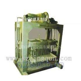 供应深圳建材生产加工机械-广东供应全自动液压砌块成型机