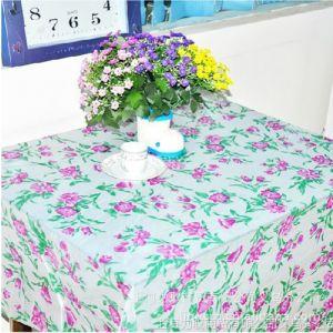 供应15C3-1厨房用品 一次性桌布  印花防水桌布 餐厅专用一次性台布