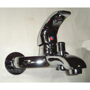 供应铜制浴缸水龙头 带淋浴功能水龙头