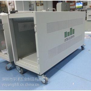 供应手机测试机柜自动化机架焊接加工找宇洋五金