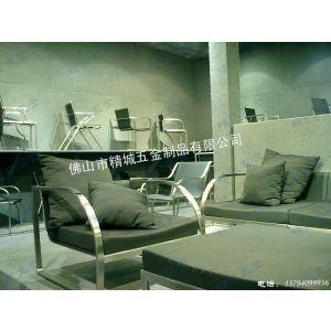 供应不锈钢椅子 不锈钢椅架 不锈钢沙发椅