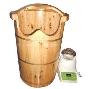 供应草木香 香柏木蒸脚桶 熏蒸桶 蒸汽桶 泡脚木桶