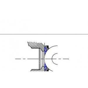 供应球阀用SUS304不锈钢碟形弹簧垫圈,阀用耐高温不锈钢碟形弹簧垫圈