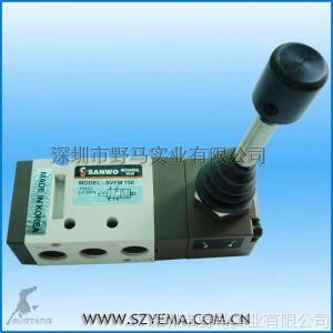 供应5通手动阀 SVFM150-01-60D 操作方便 韩国进口