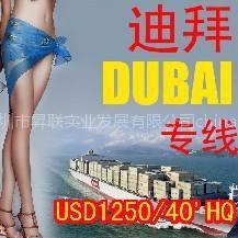国际海运/迪拜DUBAI/USD1250/40'Q
