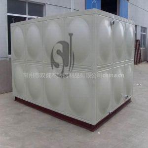 供应不锈钢热水箱-常州水箱行业专业厂商,双健不锈钢水箱