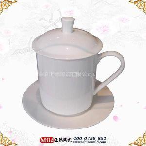 供应陶瓷茶杯白胎批发 定做杯子