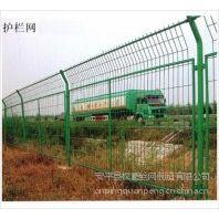供应公路护栏网/绿色隔离铁丝网/圈场地用铁丝网找闫玉