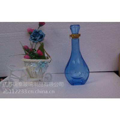 厂家特价出售玻璃大肚500ml密封白酒瓶其他酒具红酒瓶泡酒瓶无铅玻璃高档酒瓶