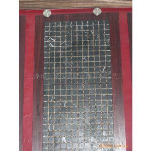 供应4346#黑色大理石马赛克BLACK MARBLE Mosaic