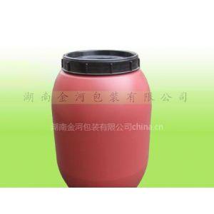 供应180L开口圆形HDPE塑料桶、食品级塑料桶、化工桶、通用包装桶