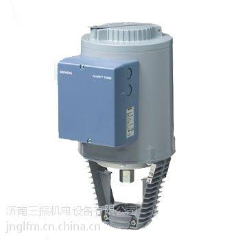 供应西门子法兰连接式电动三通调节阀VXF43.65-63