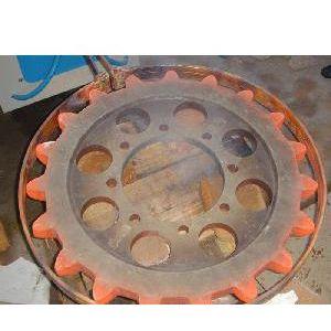 供应齿轮,链轮淬火设备(高频淬火设备)