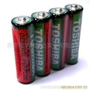 东芝电池5号碳性电池 原装正品东芝电池 东芝环保电池批发