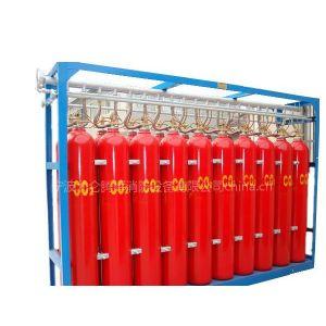 供应船用固定式CO2灭火系统