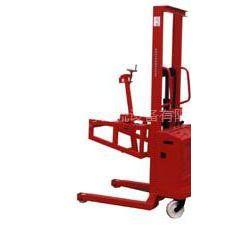 供应油桶装卸车 电动油桶卸料机 油桶搬运车 手推油桶堆高车