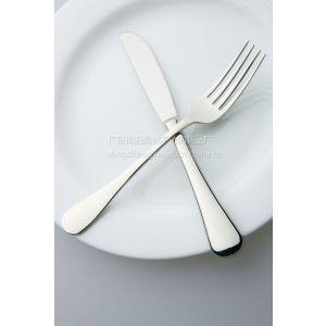 供应不锈钢餐具,不锈钢刀叉勺套装 不锈钢刀叉套装