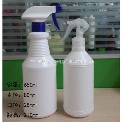 玻璃水瓶 HDPE玻璃水瓶 650ml璃水瓶 异形璃水瓶