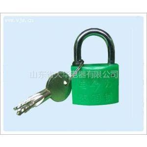 供应十字钥匙塑钢锁,电表箱专用锁