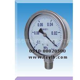供应不锈钢真空压力表|真空表精度|真空表规格