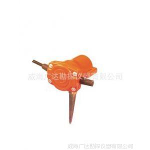 供应优质 物探仪器 检波器/振动速度传感器/速度计/拾振器GD-10J