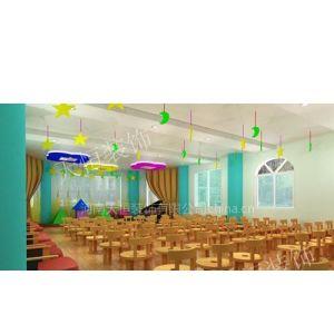充满童真的幼儿园设计方案郑州幼儿园装饰公司专业幼儿园设计装修