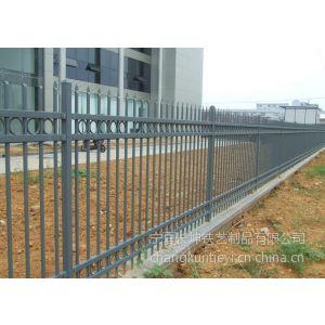 供应宁夏银川艺术围栏铁艺护栏铸铁栏杆锌钢护栏