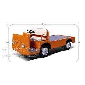 供应工厂用电动平板搬运车
