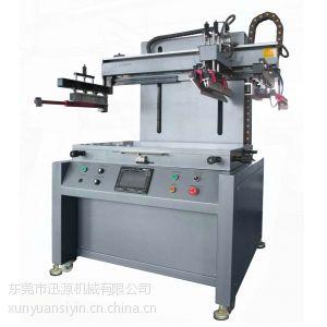 供应全道轨式印刷机-电动大平面丝网印刷机,高精密丝印机