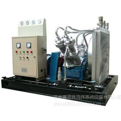 钢瓶气密性试验装置(高压空压机)