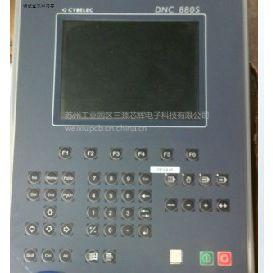 数控折弯机DNC 880S显示屏蓝屏维修薄膜开关按键面皮